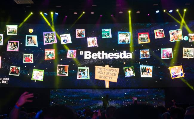 Watch Bethesda's E3 keynote right here at 9:30PM ET
