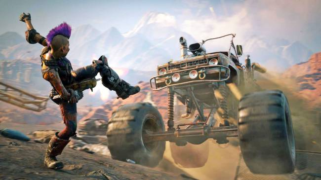 'Rage 2' is a video game that comes out next spring