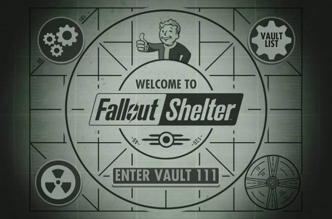 'Fallout Shelter' is coming to the PS4 and Nintendo Switch
