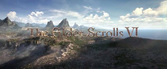 'The Elder Scrolls VI' is real