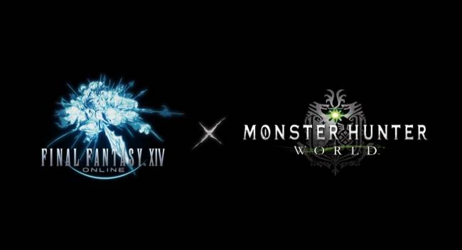 'Monster Hunter: World'' will invade 'Final Fantasy XIV'