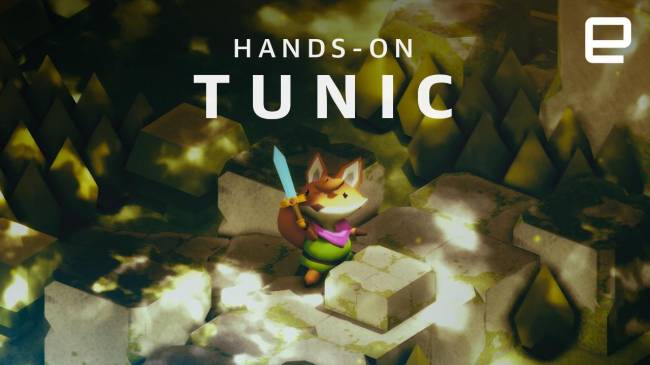 'Tunic' is more than just a 'Zelda' clone with a cute fox