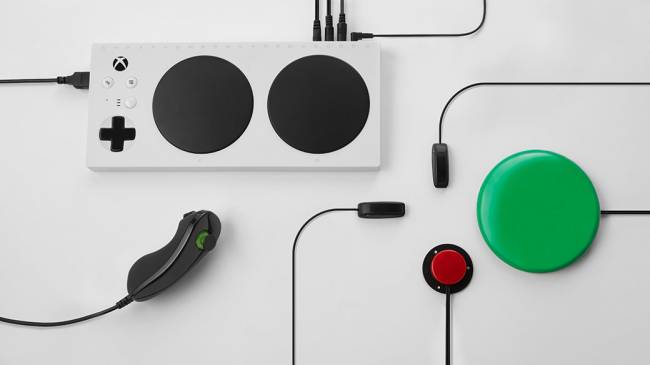 Microsoft's Xbox accessibility controller is available for pre-order