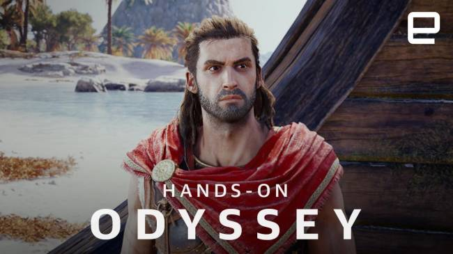 'Assassin's Creed: Odyssey' is a love letter to ancient Greece