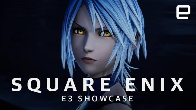 Watch Square Enix's E3 conference in under seven minutes