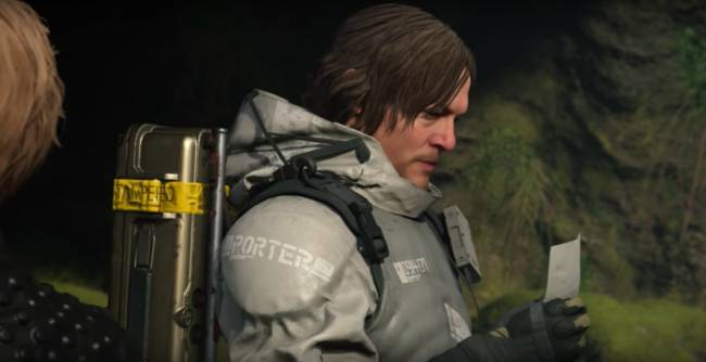 Watch the 'Death Stranding' gameplay footage to be even more confused