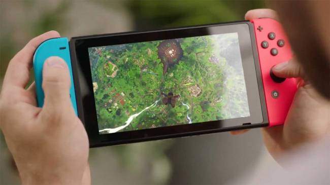 'Fortnite' comes to Nintendo Switch today