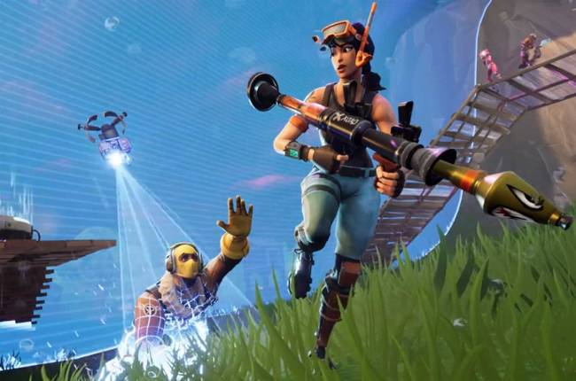 'Fortnite' for Switch thankfully includes native voice chat
