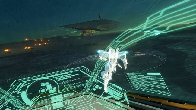 'Zone of the Enders' and PlayStation VR are a perfect match