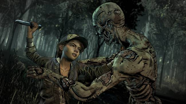 Telltale's quest to end 'The Walking Dead' on a high