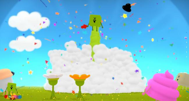 'Wattam' is a wonderfully weird game about friendship