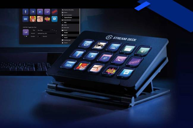 Corsair buys Elgato's gaming business to get into livestreaming