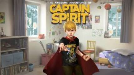 We Saw More of The Awesome Adventures of Captain Spirit at E3 2018