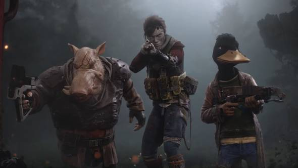 Mutant Year Zero adds Metal Gear Solid-style stealth to its ducks-in-XCOM formula