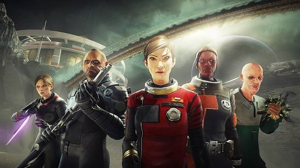Prey - Mooncrash is what a triple-A roguelike should be