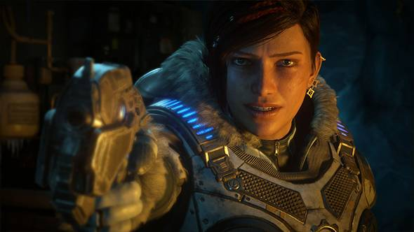 """Gears 5 is built """"from the ground up for PC"""" with a 4K 60 fps target"""