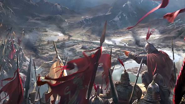 You can target campaign buildings during sieges in Total War: Three Kingdoms
