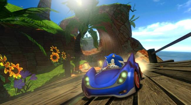 Three More Characters Added To Team Sonic Racing Lineup
