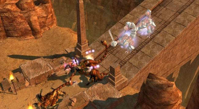 Slay Mythical Creatures in Titan Quest With a Buddy on Your Couch