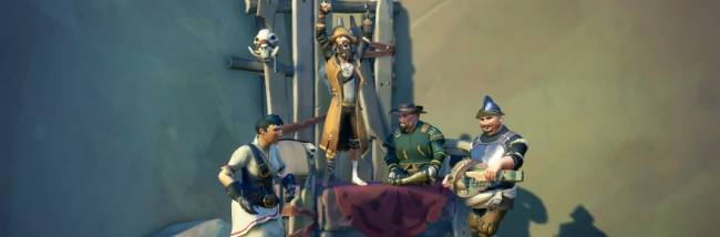 It's love at first bite as Sea of Thieves patches in the megalodon
