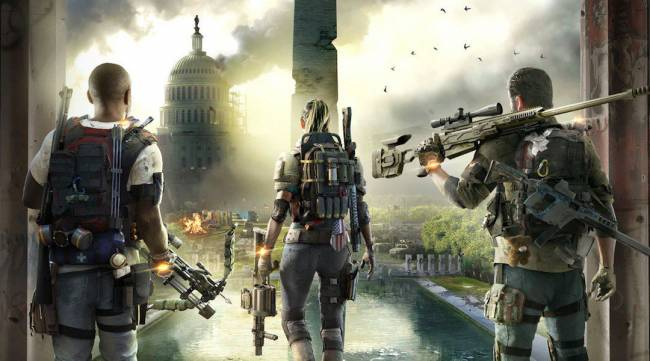 The Division 2 Will Have a Full Scale Version of Washington D.C.
