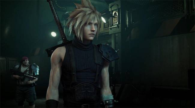 Final Fantasy 7 Remake Development 'Moving Along More Than Expected'