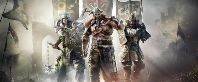 Heroes, Classes, and Factions - For Honor