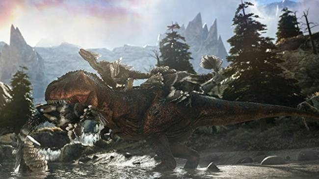 Ark: Survival Evolved expands again tomorrow, this time for free