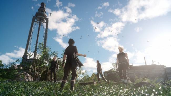 Square Enix President Talks Innovation And The Impact Of Final Fantasy XV