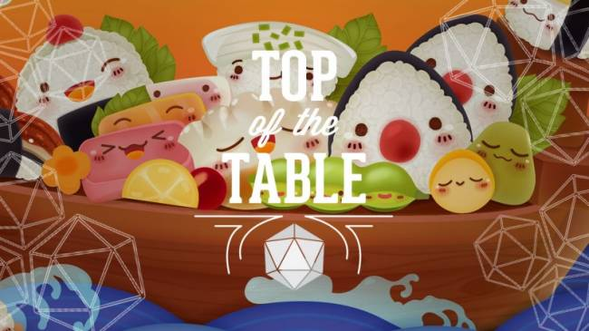 Top Of The Table – Sushi Roll