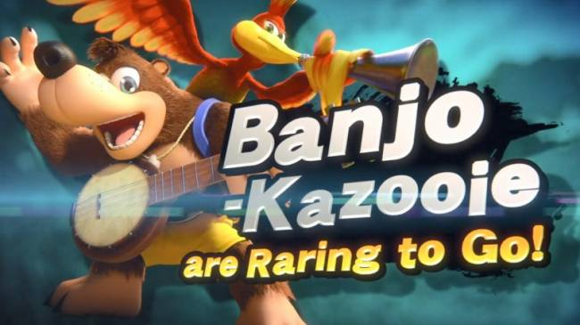 Banjo-Kazooie Finally Coming To Super Smash Bros. Ultimate