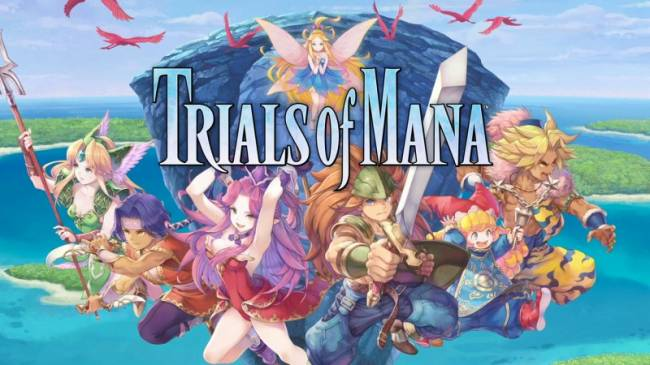 Trials Of Mana Remake Coming To Switch, Collection Of Mana Out Today