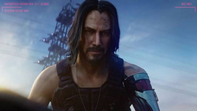 Keanu Reeves Is More Than A Cameo In Cyberpunk 2077