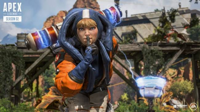 Respawn Talks About The Future Of Apex Legends