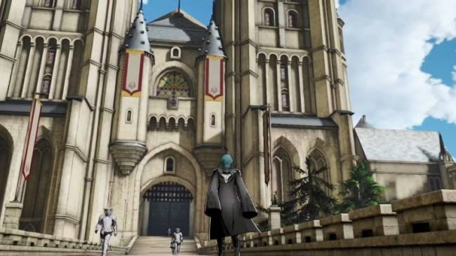 Nintendo Plays Through Half An Hour Of Fire Emblem: Three Houses On Treehouse Live