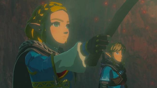 Here's What Zelda: Breath Of The Wild's Sequel Teaser Sounds Like In Reverse