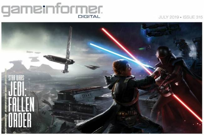 The Star Wars Jedi: Fallen Order Digital Issue Is Now Live