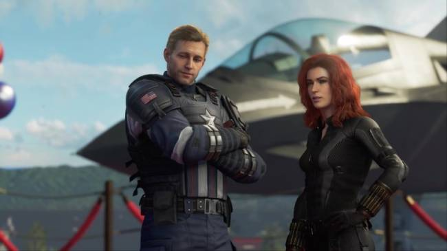 Crystal Dynamics Comments On Marvel's Avengers Eerie Similarities To Avengers: Endgame