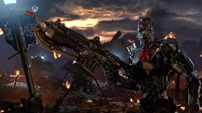 Linda Hamilton Will Play Sarah Connor In Gears 5's Terminator: Dark Fate Pack