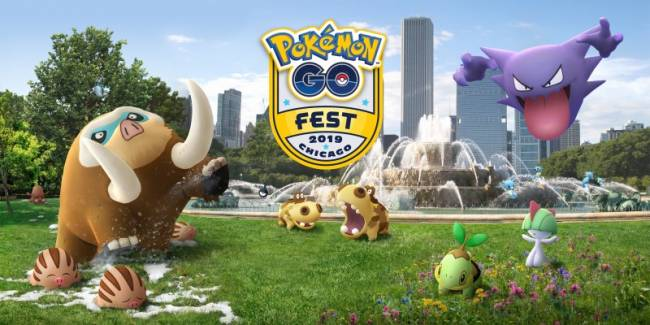 Here Are The Rare Encounters At This Year's Pokémon Go Fest