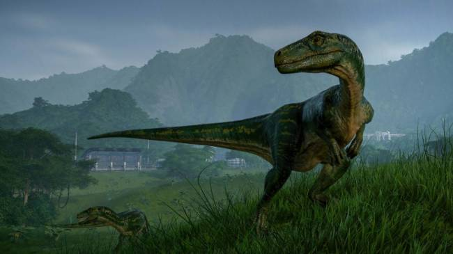 Jurassic World Evolution: Claire's Sanctuary Story DLC Is Available Now
