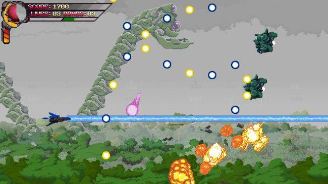 Shoot 'em up Devil Engine hides demo for its upcoming expansion behind a cheat code