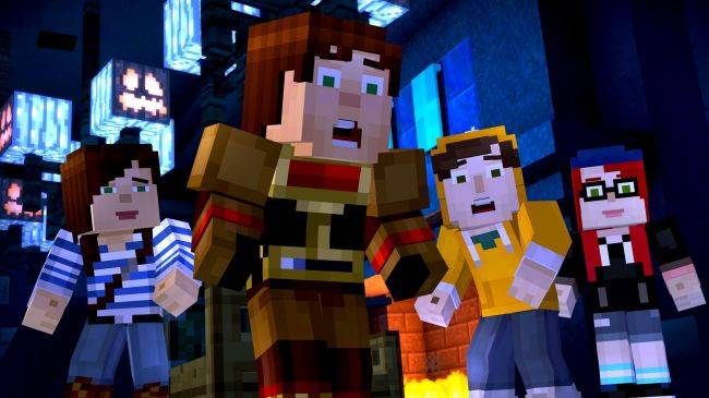 Minecraft: Story Mode is being delisted later this month