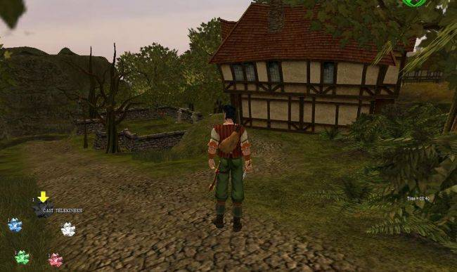Fable started life as Wishworld, a magic dueling game with fire, lightning and mermen
