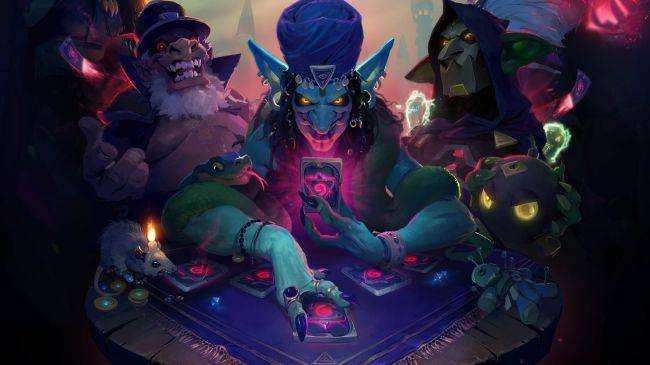 Hearthstone's Rise of the Mech update is now live