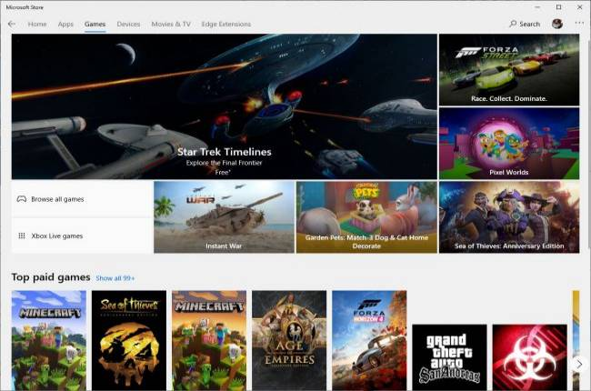 A new Windows 10 setting could make some Windows Store games run smoother