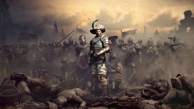 Greedfall E3 trailer shows off its colonial story