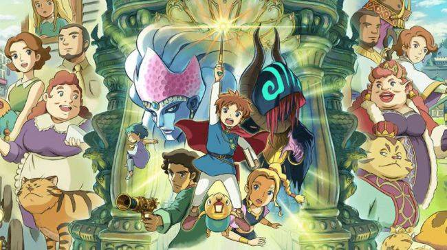 Rumor: Ni No Kuni remaster coming to PC later this year