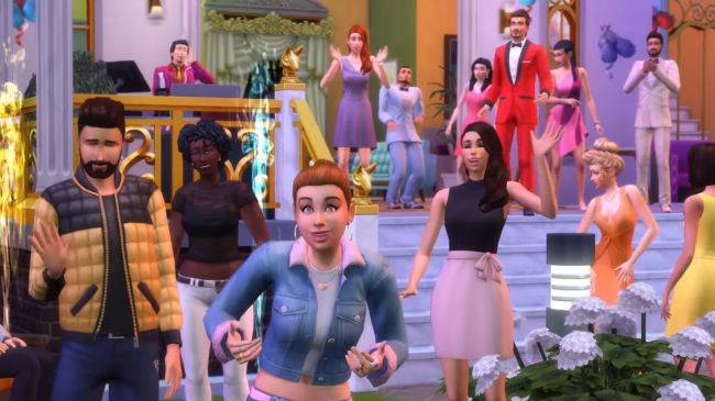 The Sims is partnering with the It Gets Better Project