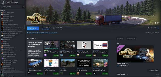 This is Steam's new design, according to a leak